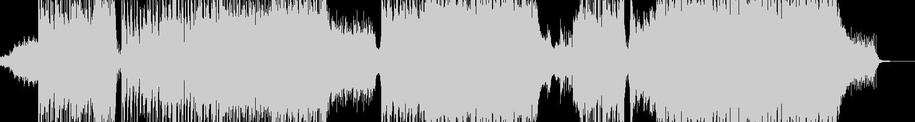 闇→光・爽快で感動的に展開 エレキ有C+の未再生の波形
