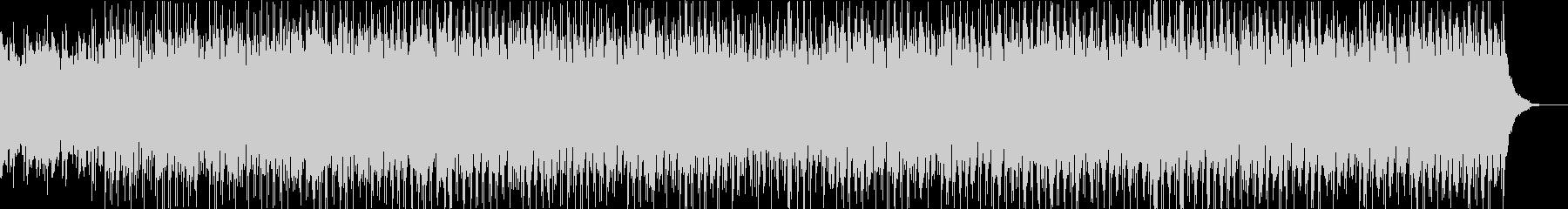 ピュアでキュートなオリジナルボサノバ曲の未再生の波形