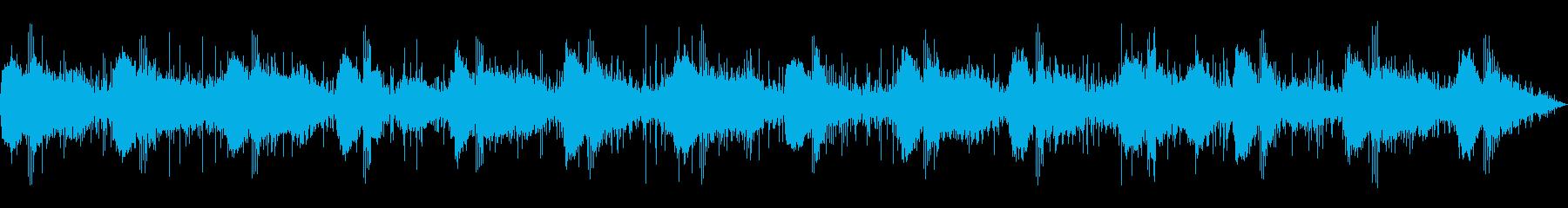 ヒーリングアンビエント_水流_Aの再生済みの波形