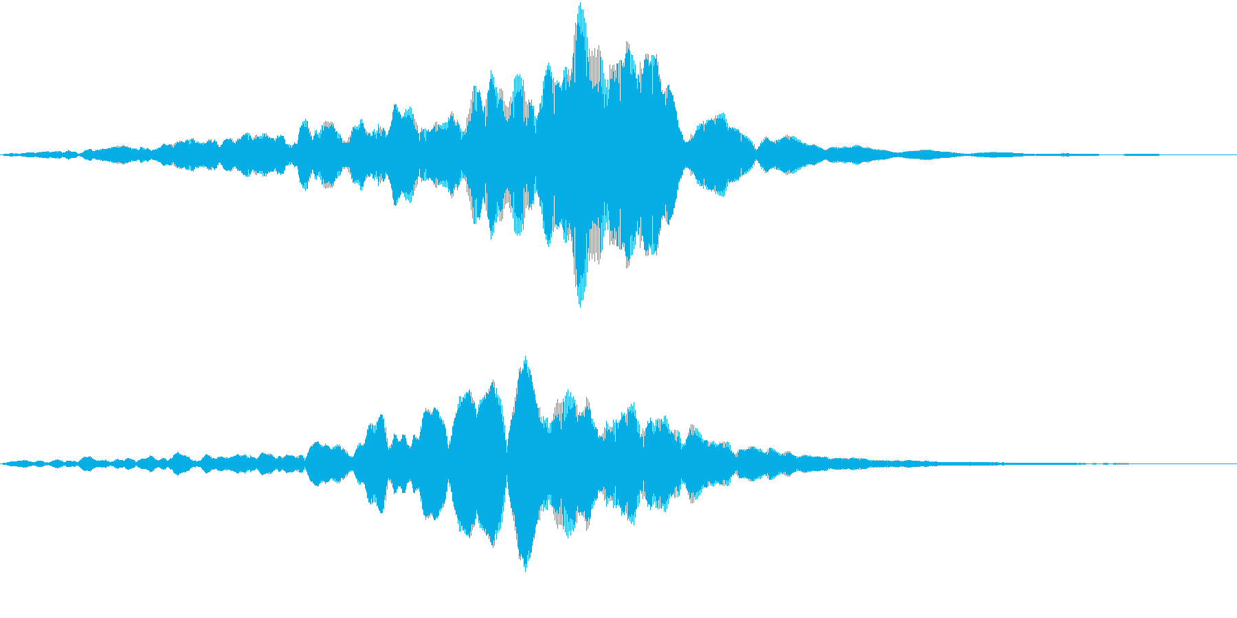 Texture 映画向け空間演出SE 3の再生済みの波形
