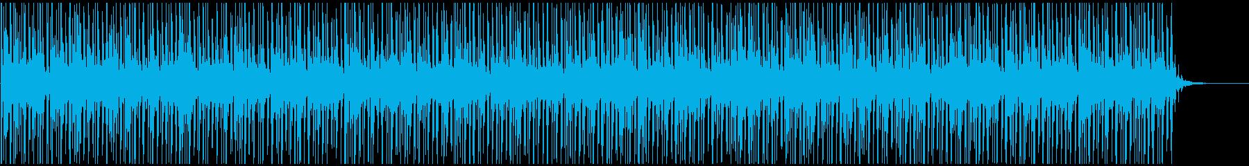 【ミニマル】ニュースG・報道・ループの再生済みの波形