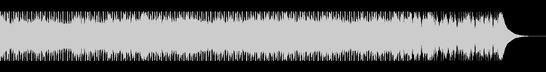 やる気企業(60秒)の未再生の波形