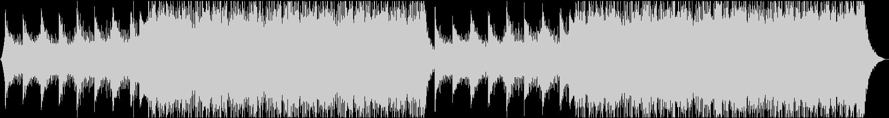 テクノロジーアーバンタイムラプスの未再生の波形