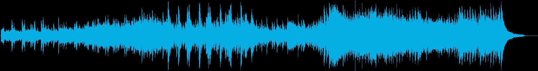「ラスト・ワルツ」 弦楽とピアノのためのの再生済みの波形