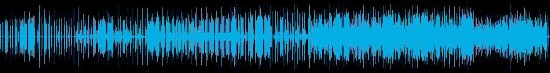わくわくピコピコクリスマス-ジングルベルの再生済みの波形
