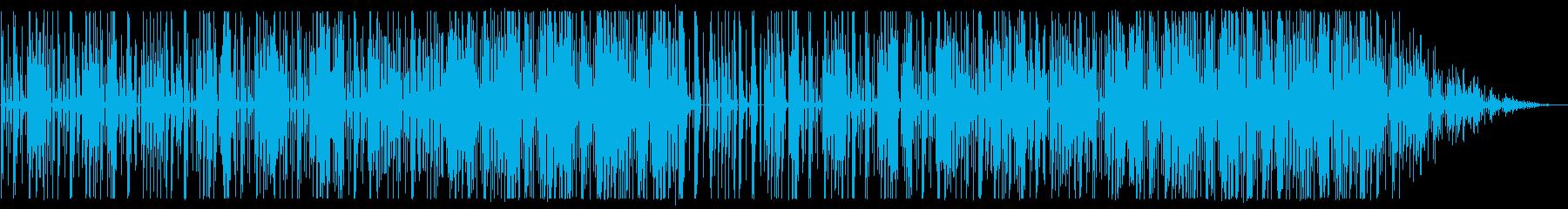 コミカル/ヒップホップ_No473_1の再生済みの波形