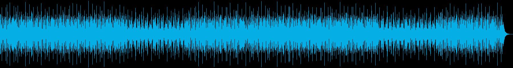 和風・EDM・トラップ・おしゃれの再生済みの波形