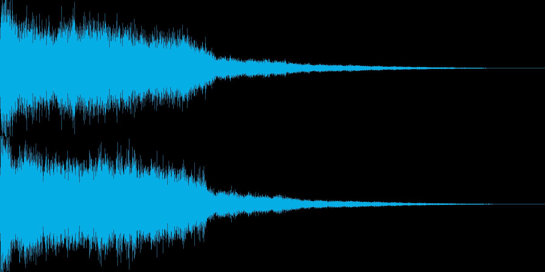 魔法15(回復・光・防御・補助系)の再生済みの波形
