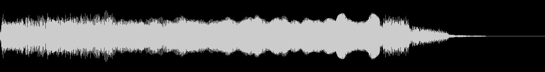 アグレッシブリック2の未再生の波形