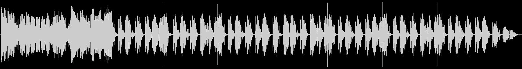 コールオープナーの未再生の波形