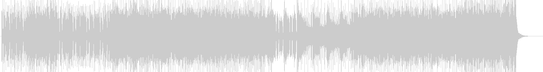 【HARD/HEAVY】DARKROCKの未再生の波形