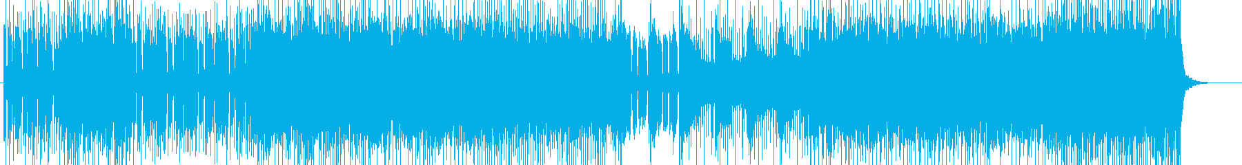 【HARD/HEAVY】DARKROCKの再生済みの波形
