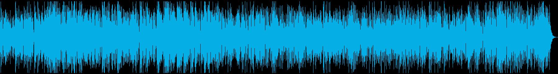 生音・生演奏・大人の雰囲気ゆったりジャズの再生済みの波形