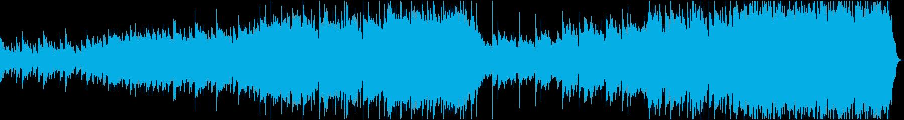 クラシック交響曲 企業イメージ 感...の再生済みの波形