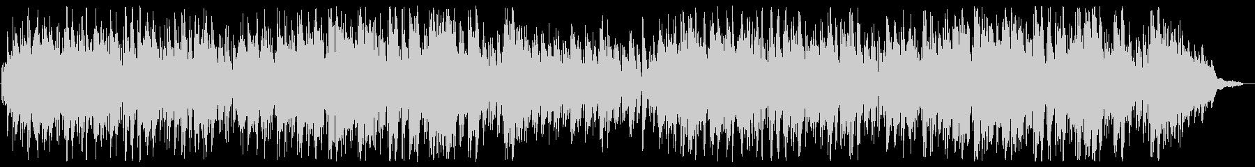 リラックスできるジャズボサノバの未再生の波形