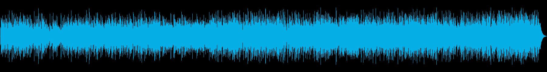 アコギとピアノの優しくシンプルなBGMの再生済みの波形