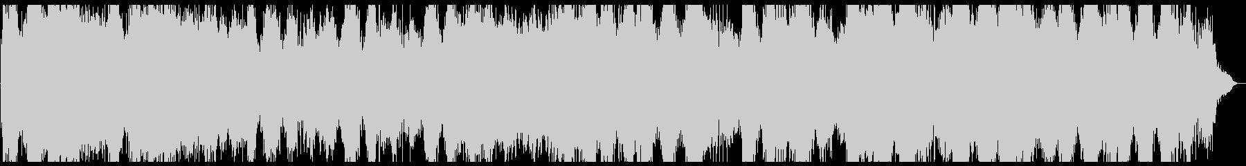 アンビエント ランドスケープ チルアウトの未再生の波形