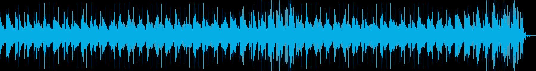 おしゃれ・スタイリッシュ・チルアウトの再生済みの波形