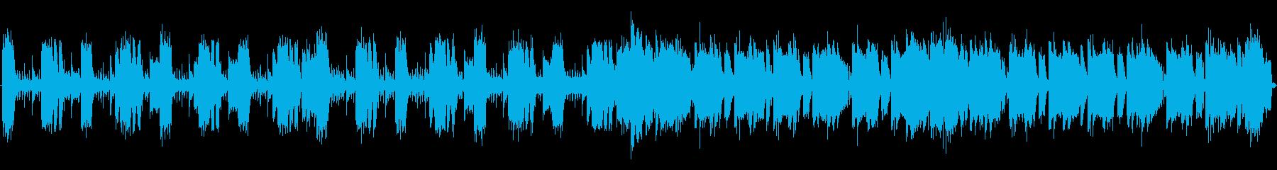 eSportsサイバーロックメロ無60秒の再生済みの波形