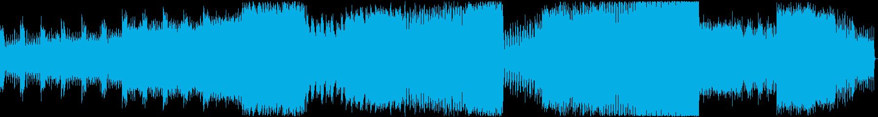 ZERO CONCERTOの再生済みの波形