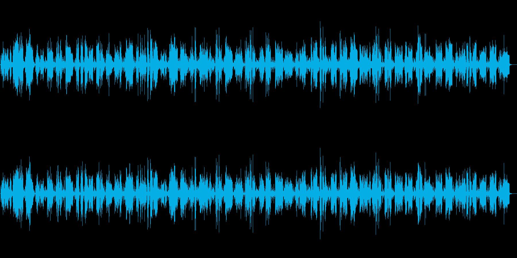 JAZZ|夜更けに静かに聴きたいバラードの再生済みの波形