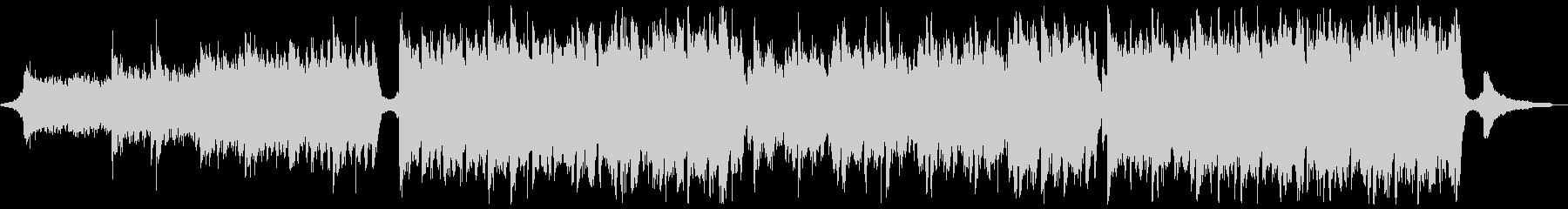 勝利と栄光のオーケストラ:効果音抜きの未再生の波形