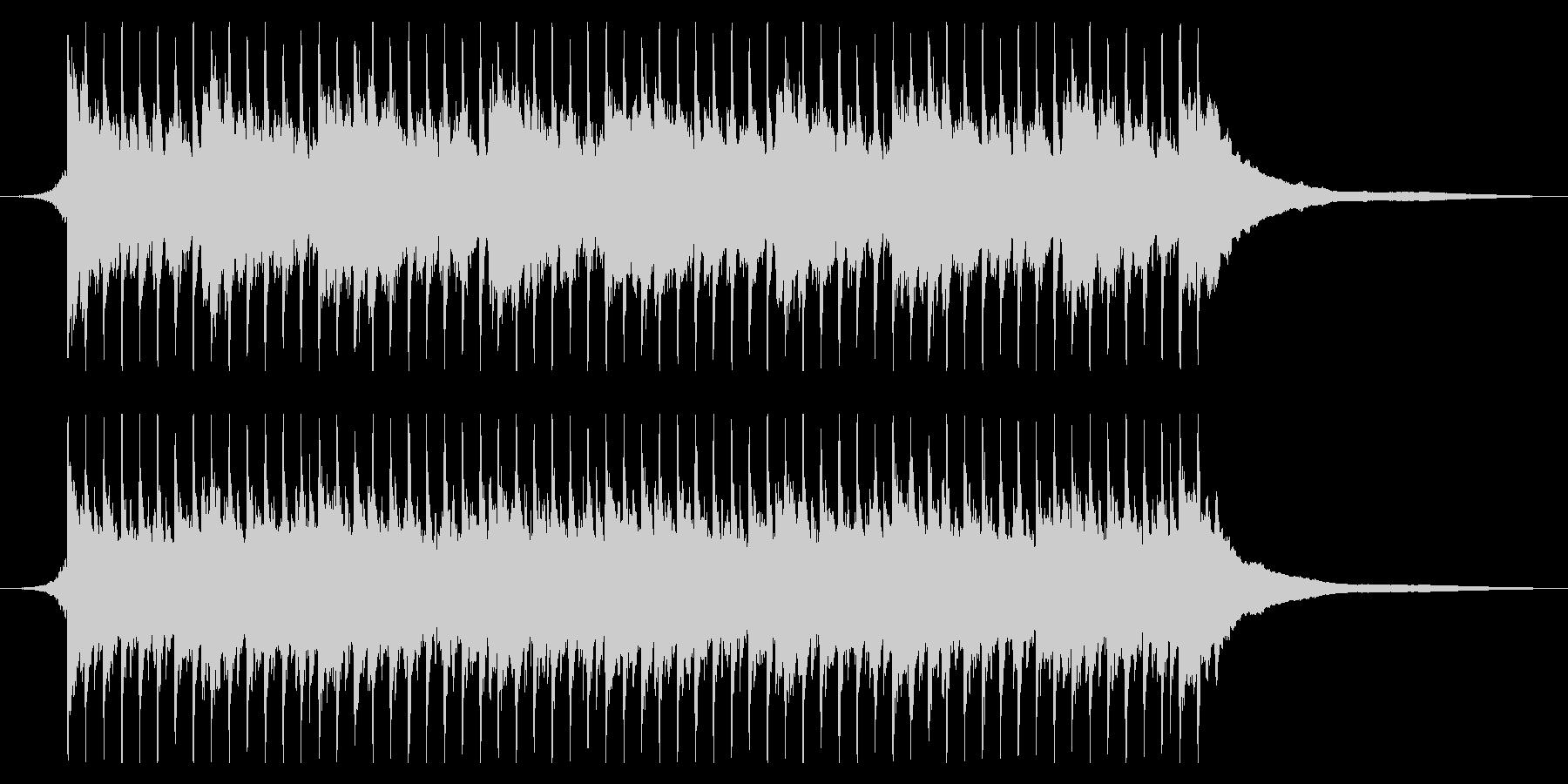 サビのみver ピアノ 爽快 STARTの未再生の波形