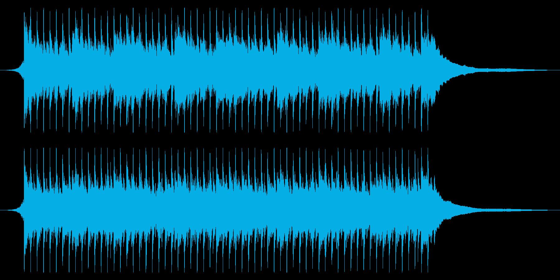 サビのみver ピアノ 爽快 STARTの再生済みの波形