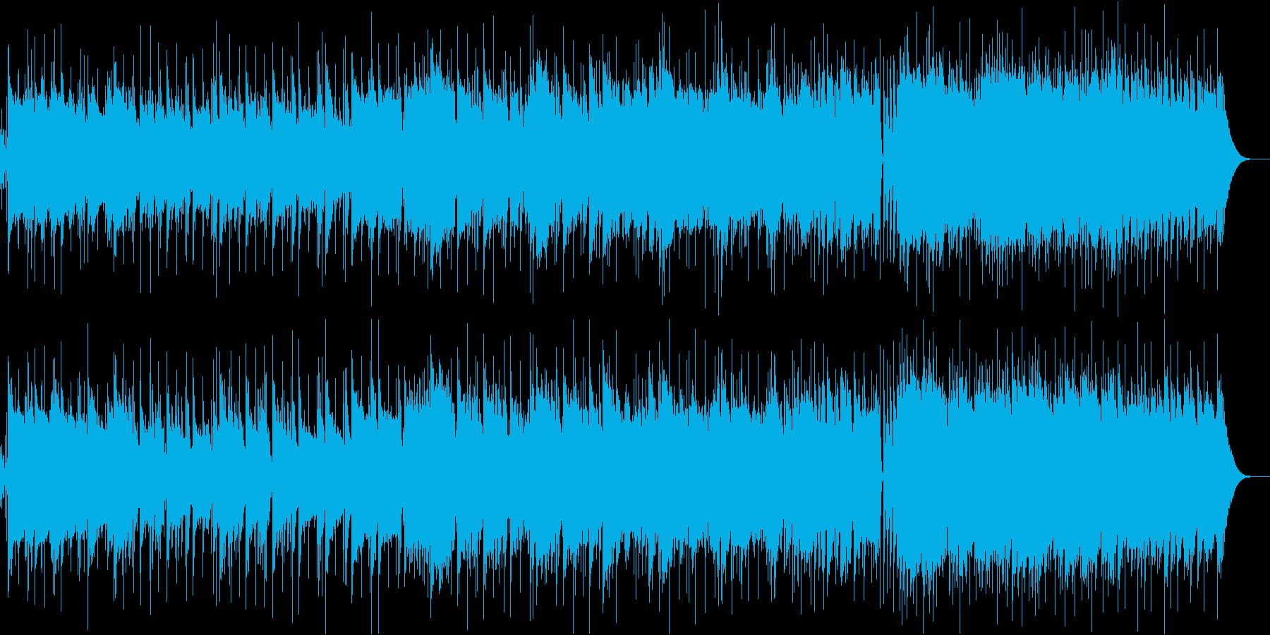 冬のアメリカンPOPSはコレ!ギター生演の再生済みの波形