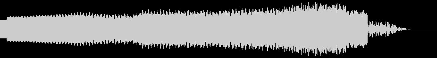 ピュー(ノイズ/ブレーキ/ファミコン/嵐の未再生の波形