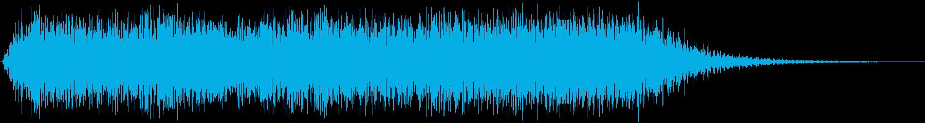 ジャイアントスチールドア:スライド...の再生済みの波形