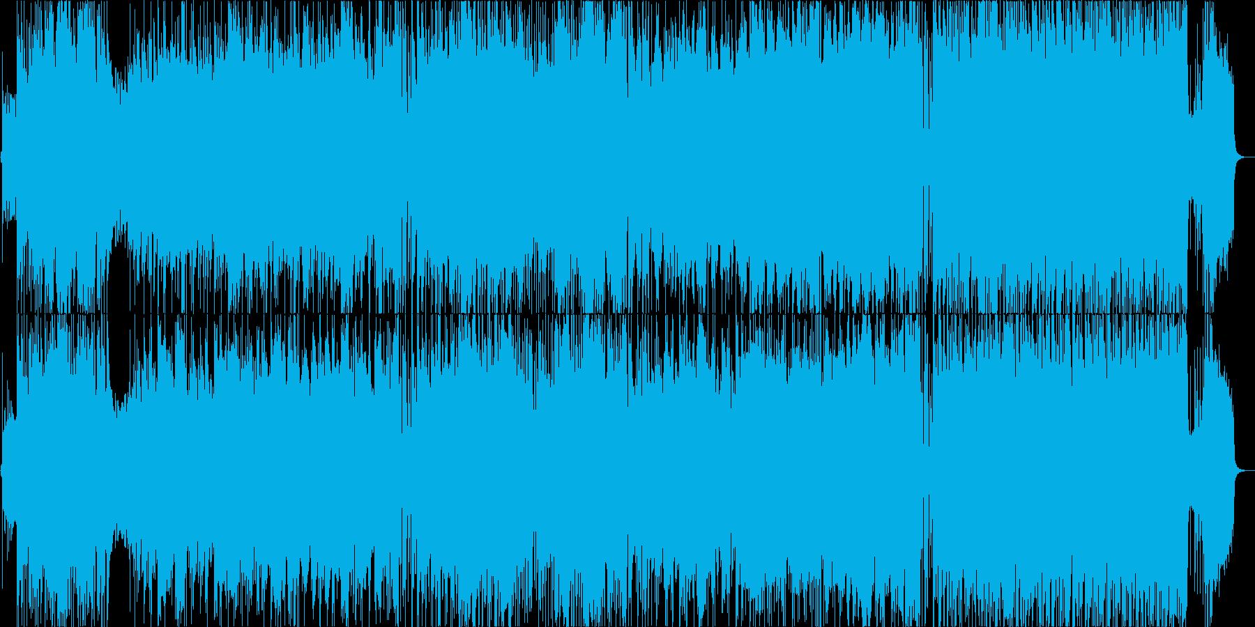 センチメンタルなクラリネット Mix-Bの再生済みの波形