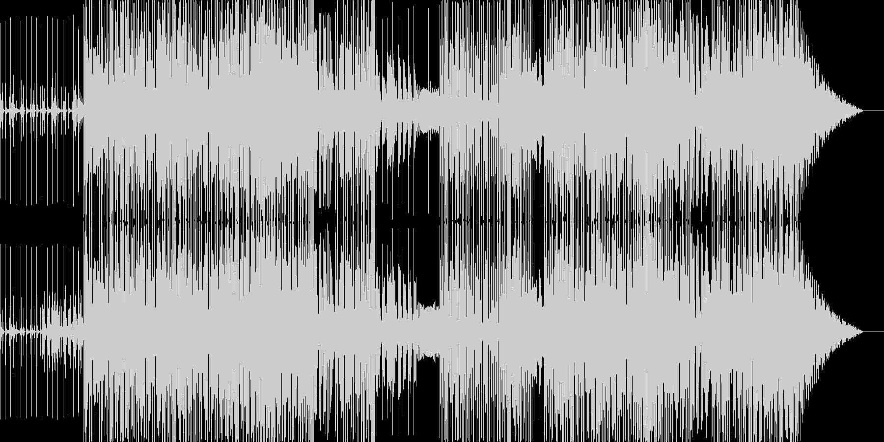 20121214(solitude)の未再生の波形