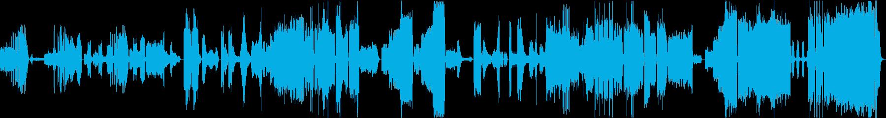 ニコライ・リムスキー=コルサコフのカバーの再生済みの波形