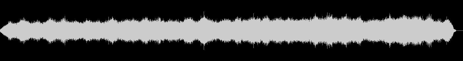 ヒーリング ディープ3の未再生の波形