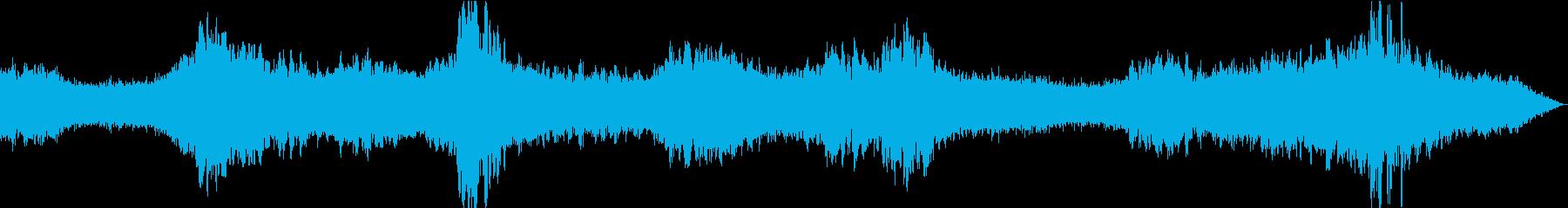 PADS ブレストゥブレス01の再生済みの波形