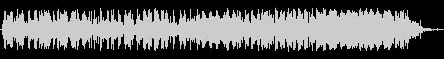 サックスを使用したライブサウンドア...の未再生の波形