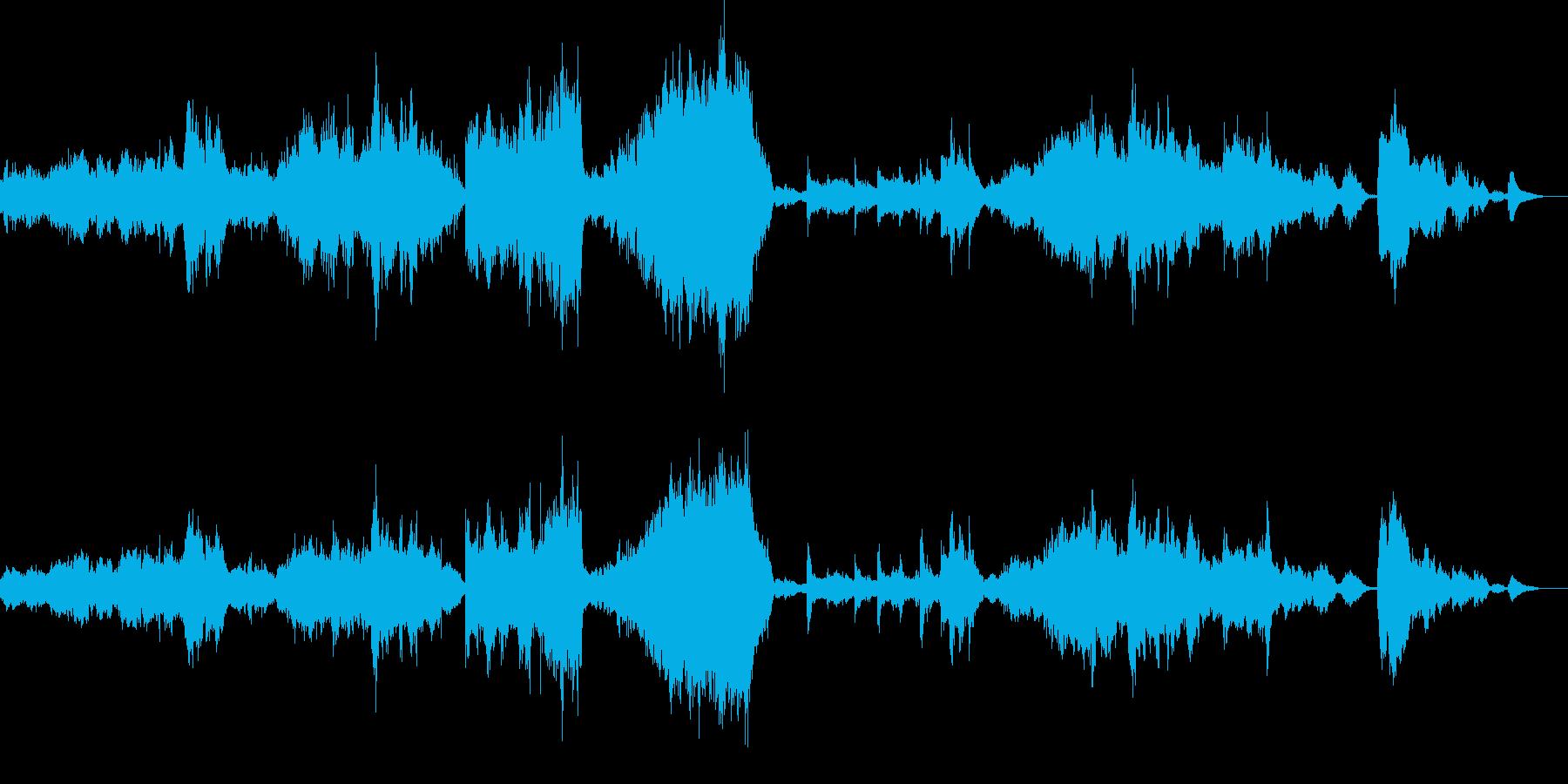 タイスの瞑想曲/バイオリン生演奏の再生済みの波形