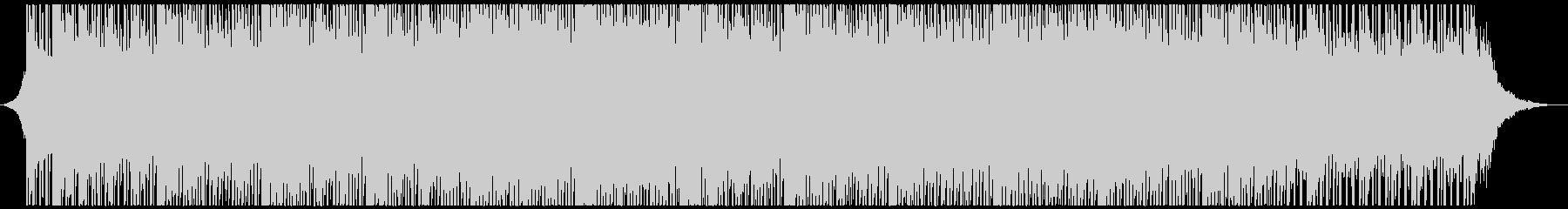 ポップ テクノ アンビエント コー...の未再生の波形