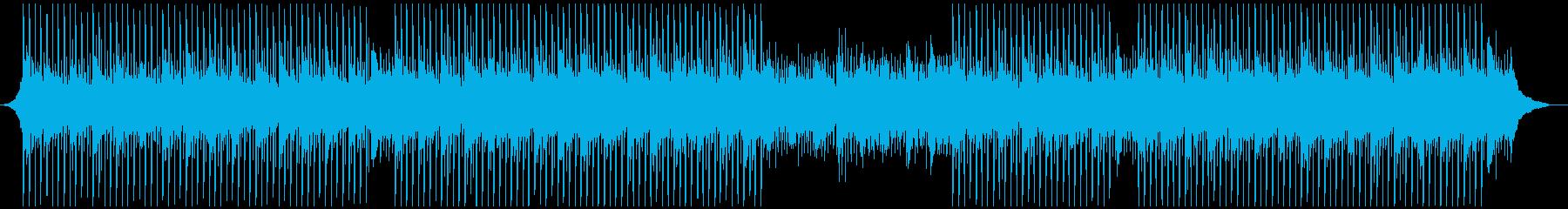 インタビューの再生済みの波形
