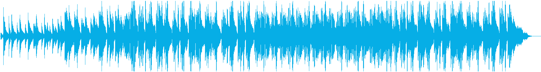郷愁-和風メロディーにおしゃれ和音の再生済みの波形
