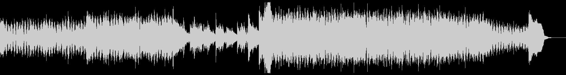シンセ中心のダンジョンBGM(ループ可)の未再生の波形