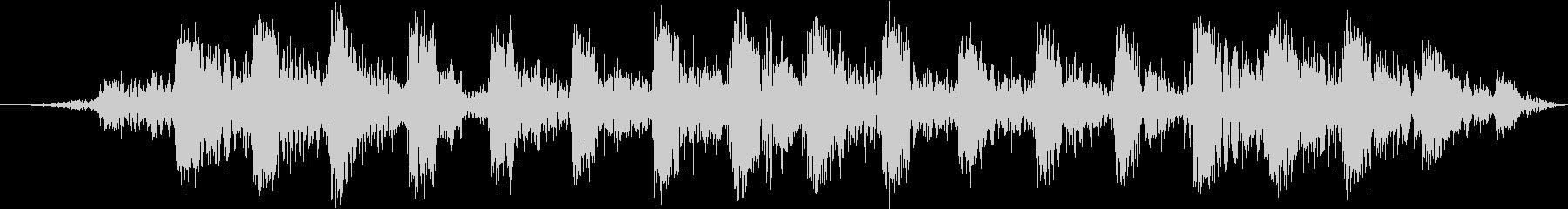 超音波ソノグラフ:コンスタント、病...の未再生の波形