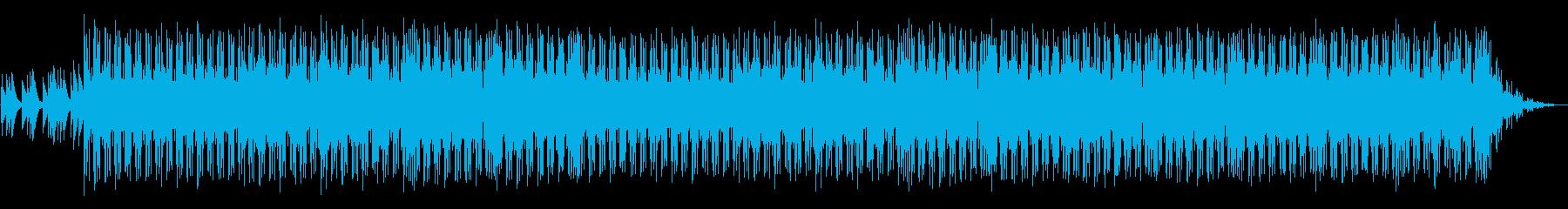 旅のBGMにぴったりのLofiの再生済みの波形