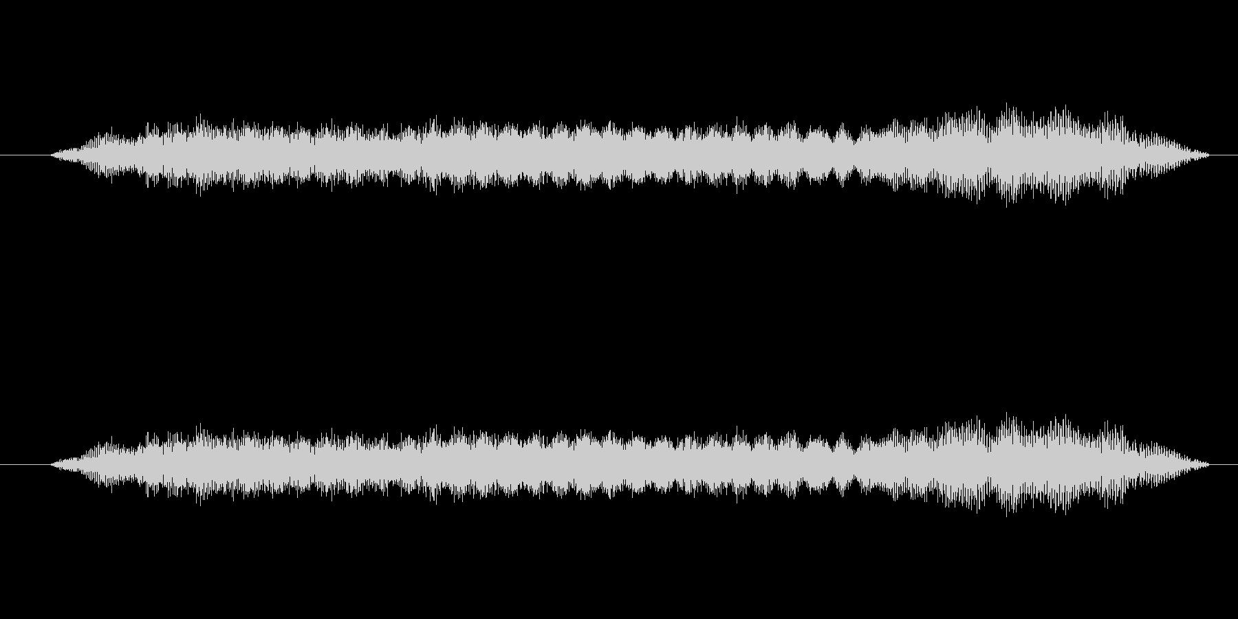 特撮 インターフェース計算02の未再生の波形