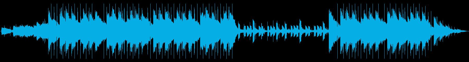 Lofi Hiphop/お洒落系VLOGの再生済みの波形
