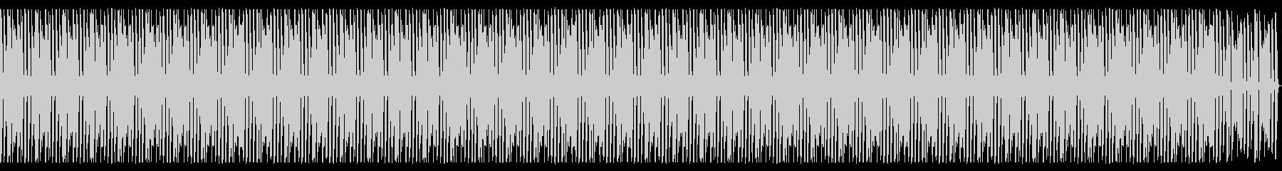SELECT エレクトリックピアノ 愉快の未再生の波形