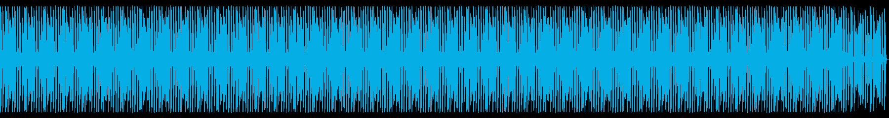 SELECT エレクトリックピアノ 愉快の再生済みの波形
