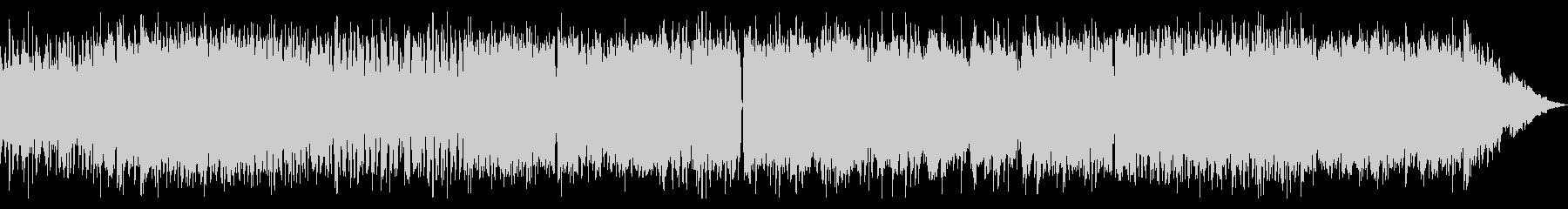 EDM + ヘヴィメタルの未再生の波形