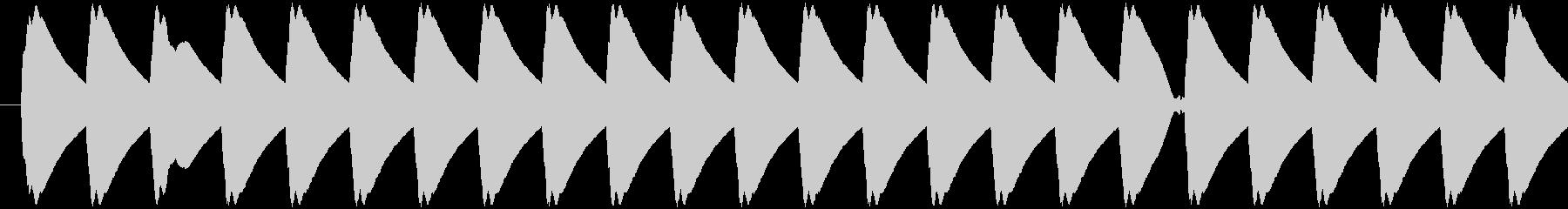 ゲージ増減 得点などの集計 ピィリリリ…の未再生の波形